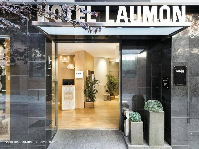 Фотография Laumon Hotel