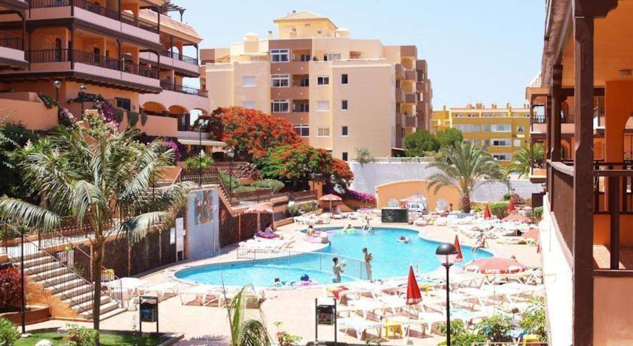 Los Alisios Apartments
