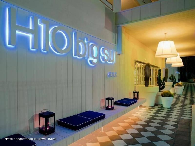 Фотография H10 Big Sur Hotel (Adults Only 18+) (Ex. H10 Oasis Moreque)