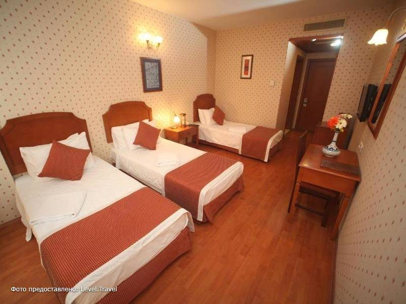 Фотография Erguvan Hotel