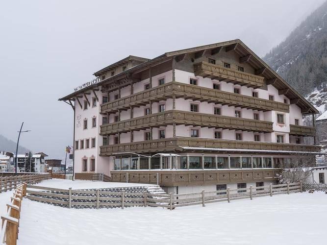Parkhotel Soelden