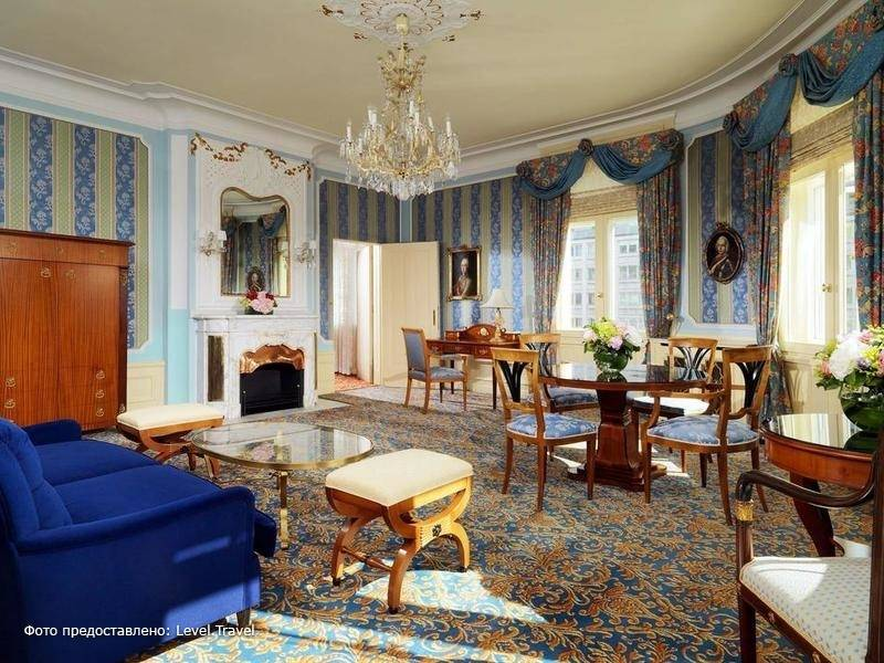 Фотография Bristol Hotel Vienna