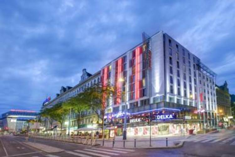 Intercity Hotel Vienna