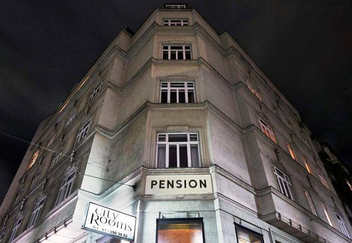 City Rooms Vienna Pension