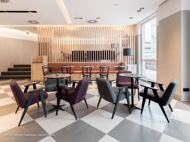 Фотография Azimut Hotel Vienna (Ex. Azimut Delta Hotel)