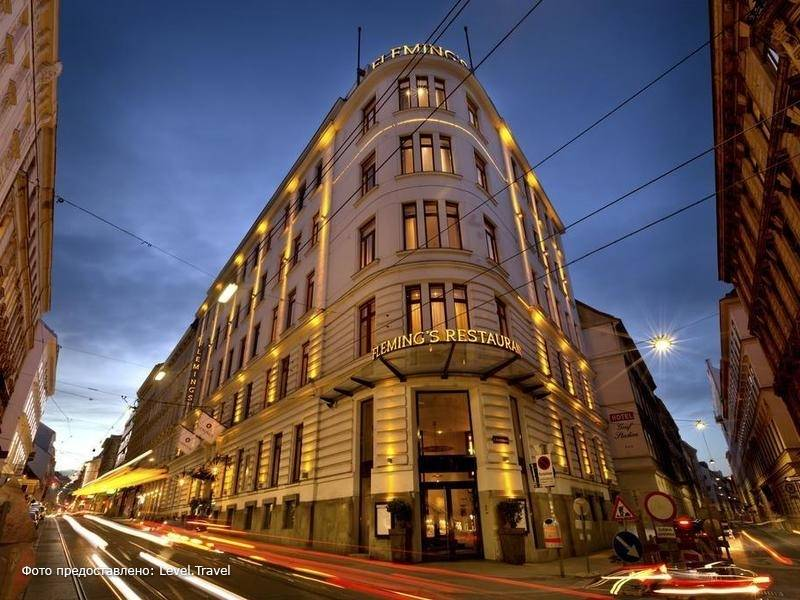 Фотография Fleming`S Selection Hotel Wien City (Ex. Deluxe)