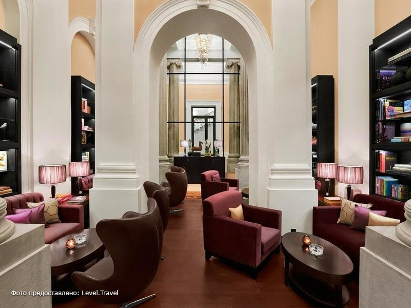 Фотография Palais Hansen Kempinski Hotel