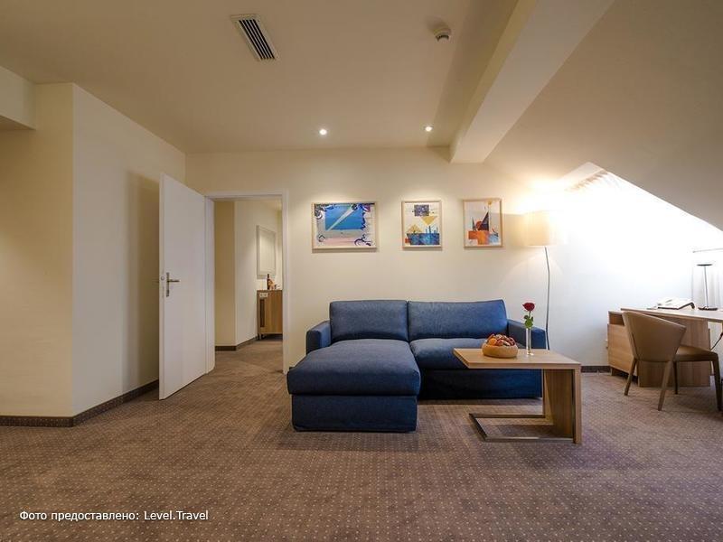 Фотография Hilight Suites Hotel (Ex. Starlight Suiten Hotel Am Heumarkt)