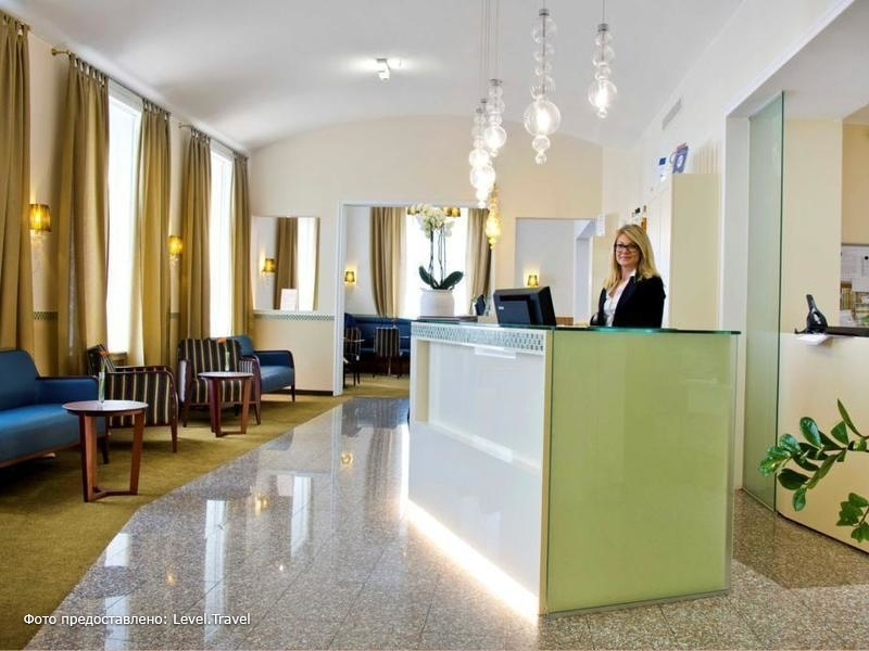 Фотография Hilight Suites Hotel (Ex. Starlight Suiten Hotel Am Heumarkt)