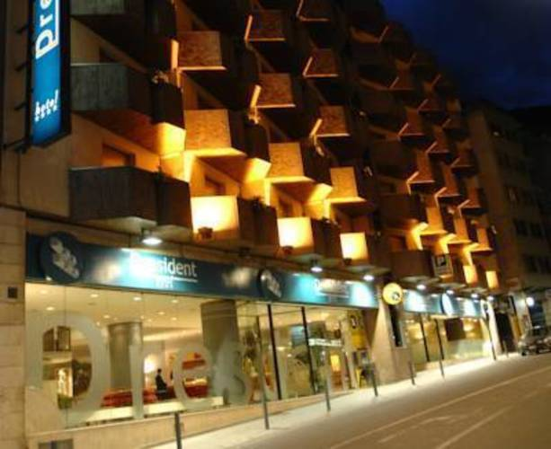 President Andorra Hotel