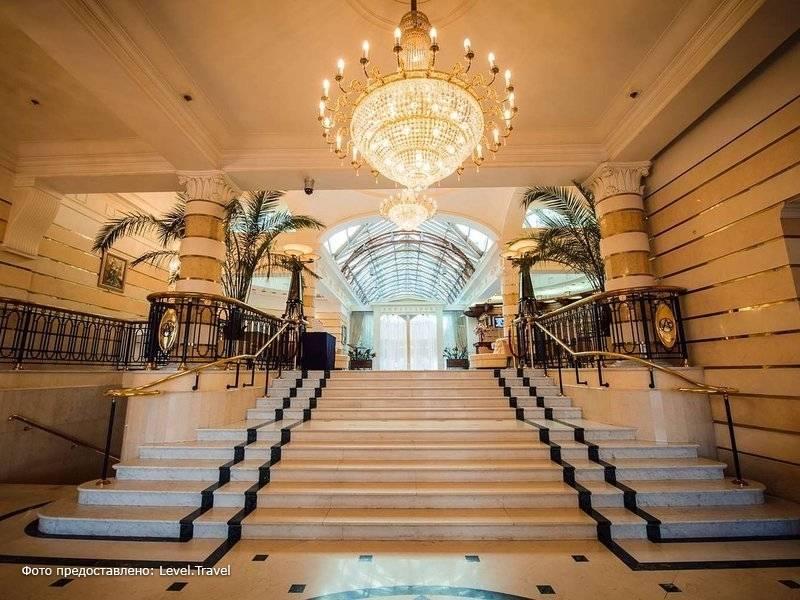 Фотография Ambassador Hotel Saint-Petersburg