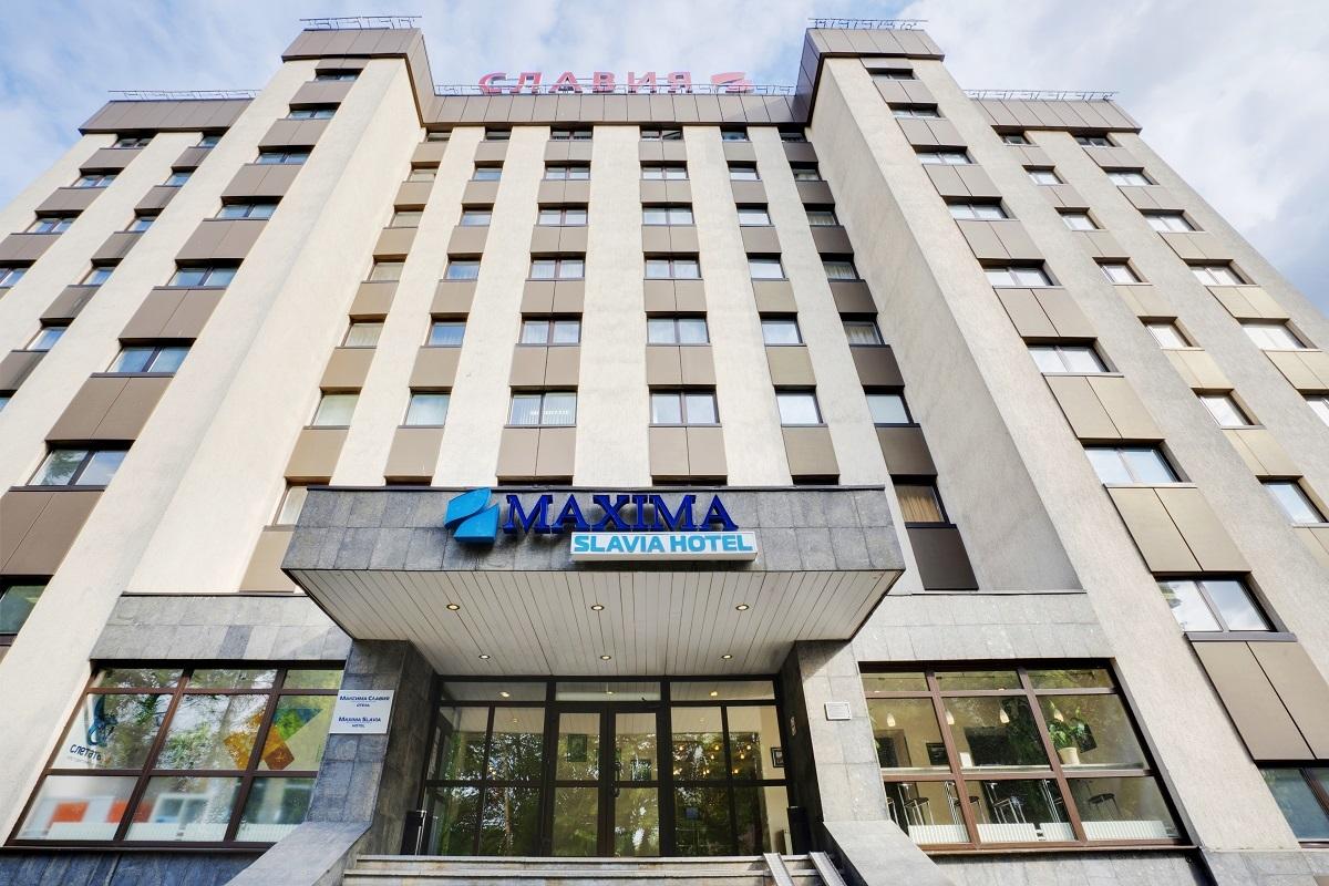 Отель Максима Славия Отель, Москва, Россия