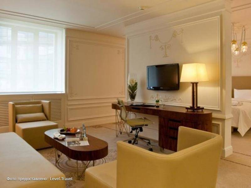 Фотография Crowne Plaza Hotel St. Petersburg - Ligovsky