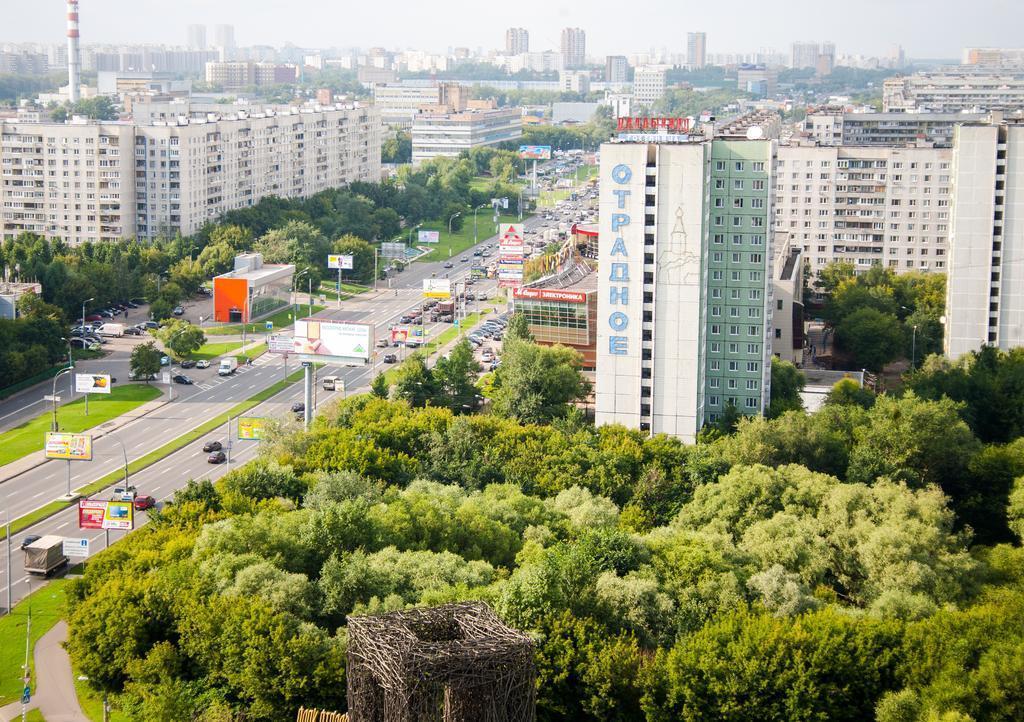 Отель Владыкино, Москва, Россия