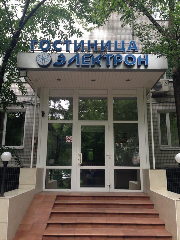 Отель Отель Электрон, Москва, Россия