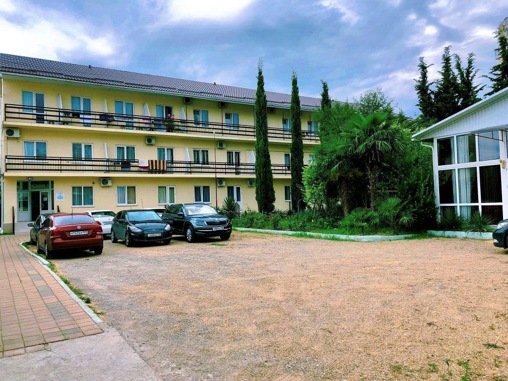 Отель Отель Изумруд, Сочи, Россия