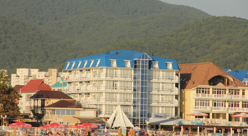 Отель Гостиница Шторм, Лазаревское, Россия
