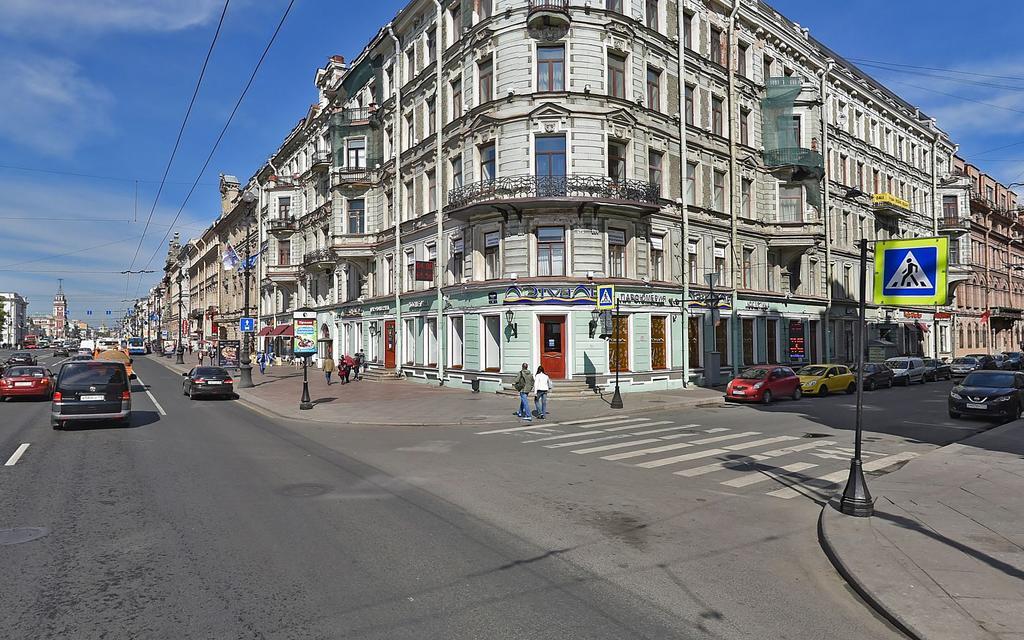 Отель Поликофф, Санкт-Петербург, Россия