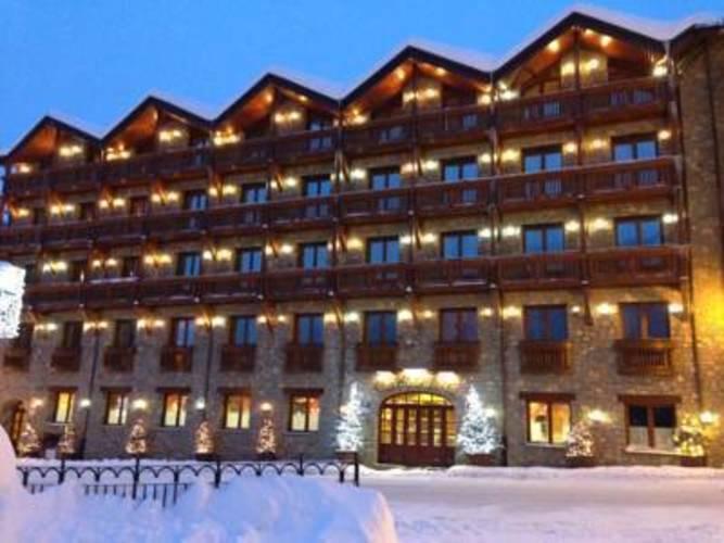 Xalet Montana Hotel
