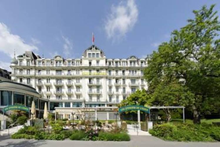 Eden Palace Au Lac Hotel