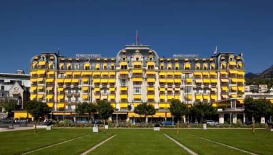 Fairmont Le Montreux Palace Hotel