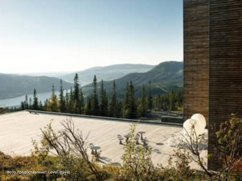 Фотография Copperhill Mountain Lodge