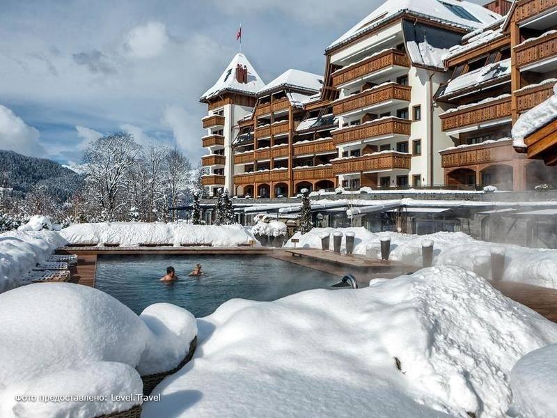 Фотография The Alpina Hotel