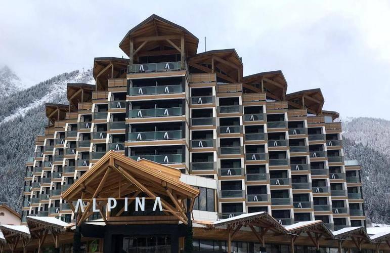Alpina Eclectic (Ex. Alpina Hotel)