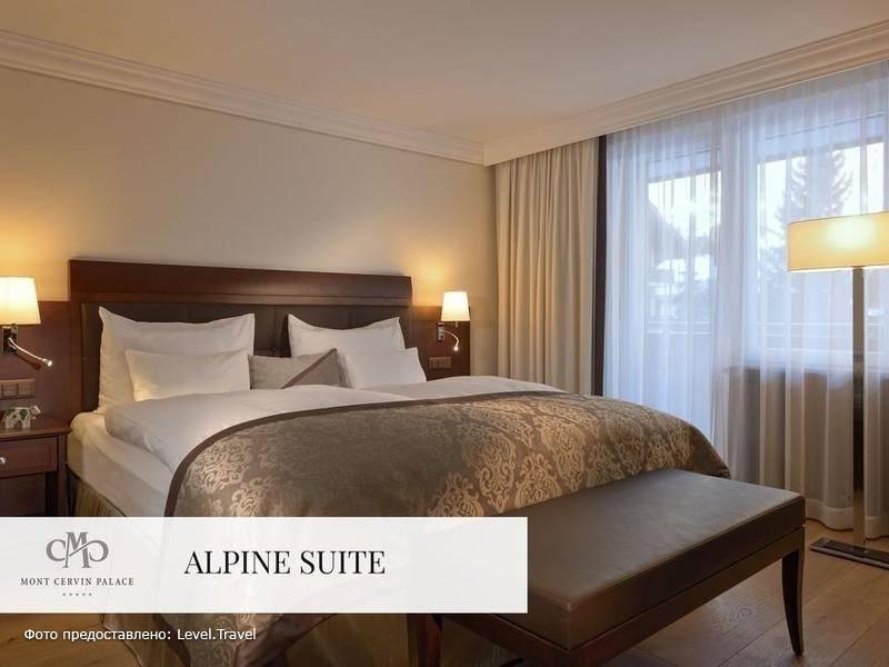 Фотография Mont Cervin Palace Hotel