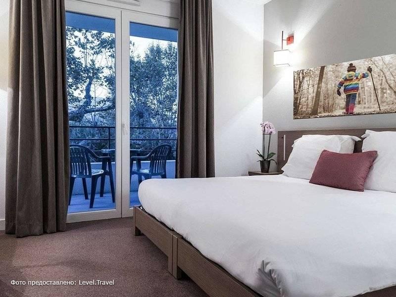 Фотография Comfort Suites Cannes Mandelieu (Ex. Appart' City Cannes Mandelieu)