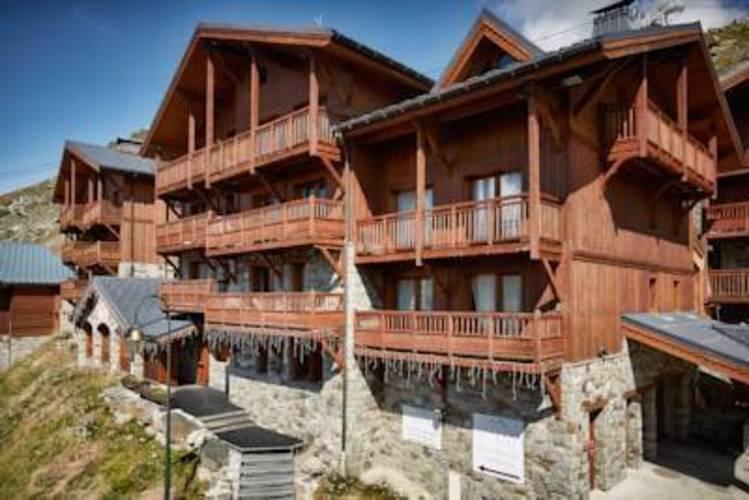Chalets Du Rosael Residence
