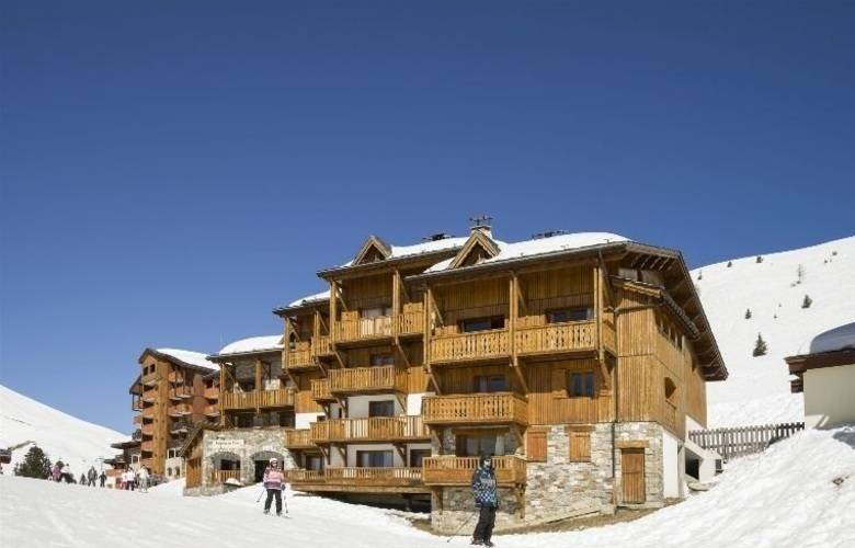 Montagnettes Belle Plagne Residences