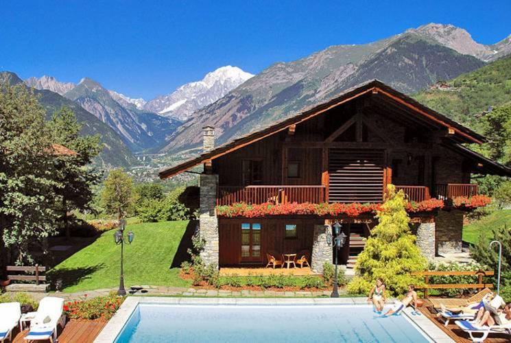 Mont Blanc Village
