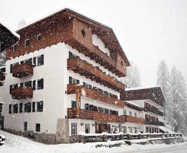 Des Alpes Hotel