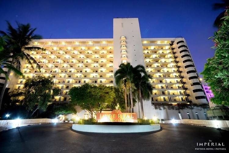 The Imperial Pattaya Hotel (Ex. The Montien Hotel)