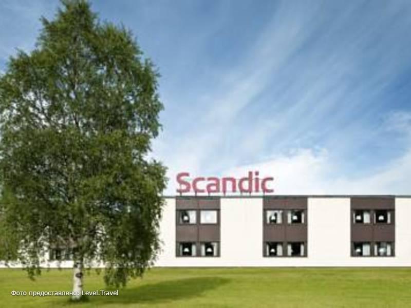 Фотография Scandic Ostersund Syd