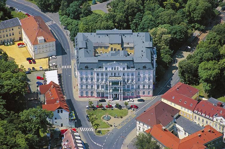 Cisarske Lazne Hotel