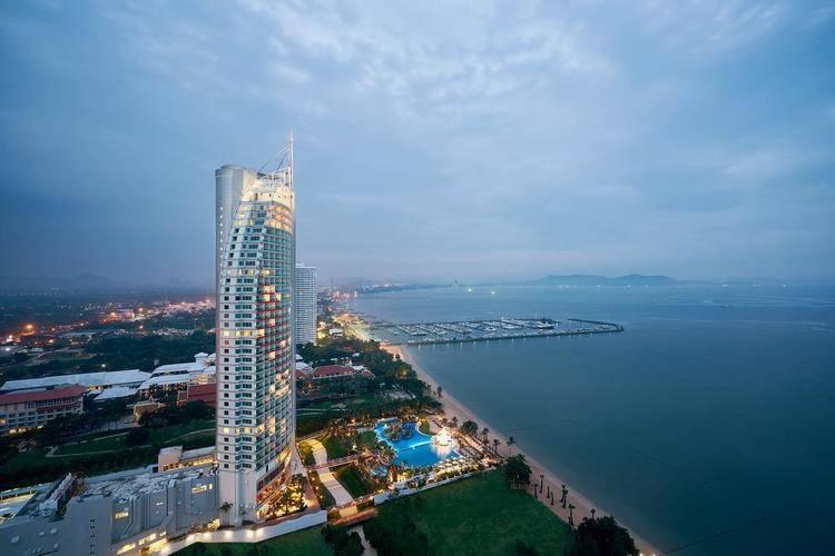 Movenpick Resort Siam Hotel Pattaya