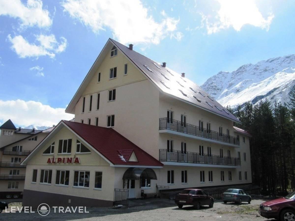 Альпина Отель
