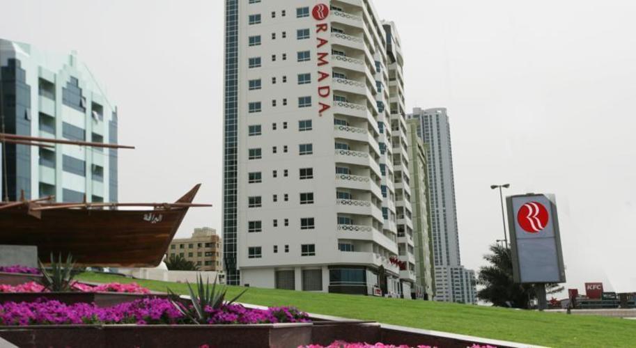 Ramada Beach Ajman (Ex Landmark Suites Hotel)