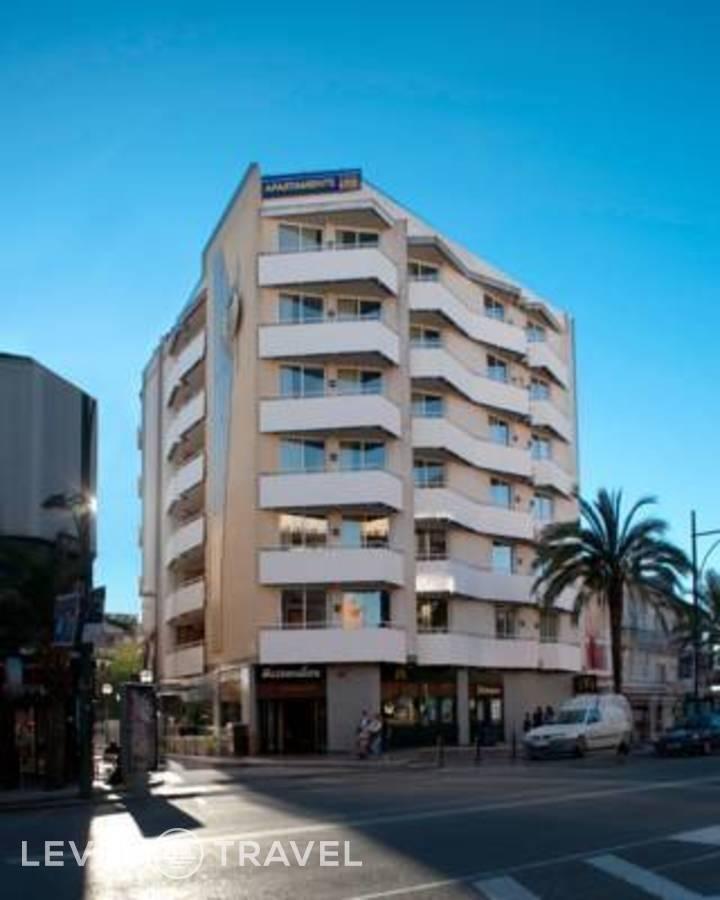 Sun & Moon Apartments (Ex. Xaine Sun)