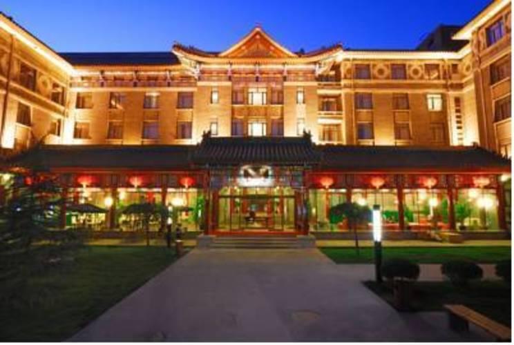 Traveler Inn Hua Qiao Beijing