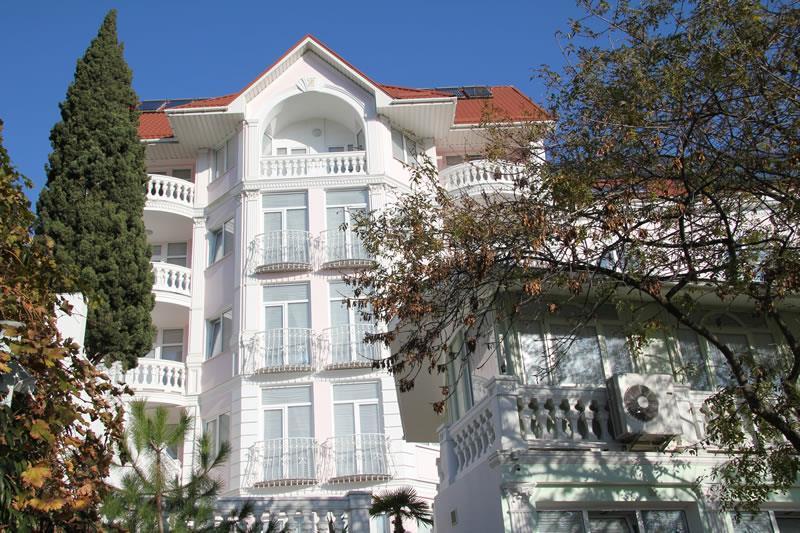 Отель La Bonne Maison, Алушта, Россия
