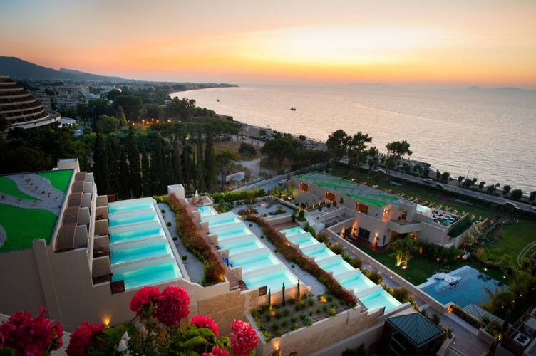 Amathus Beach Hotel Rhodes Elite Suites