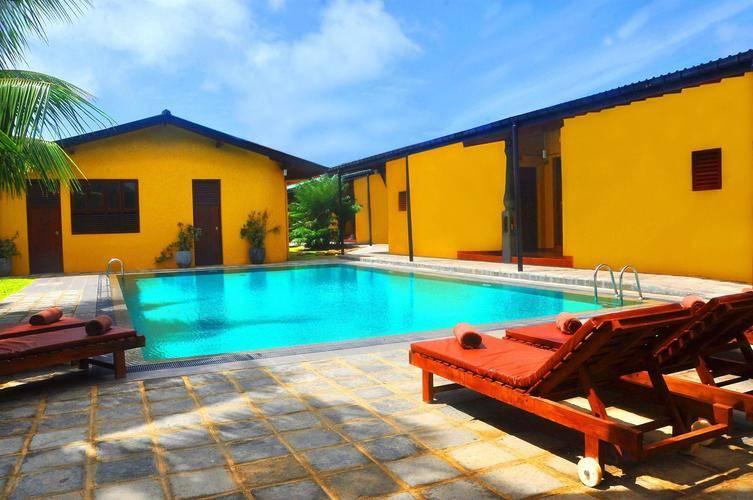 The Beach Cabanas Retreat & Spa