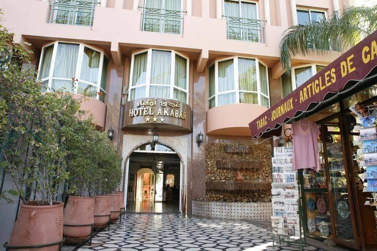 Akabar Hotel