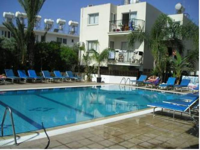 Pavlinia Hotel Apartments