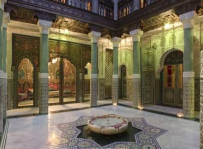 Ryad Mumtaz Mahal