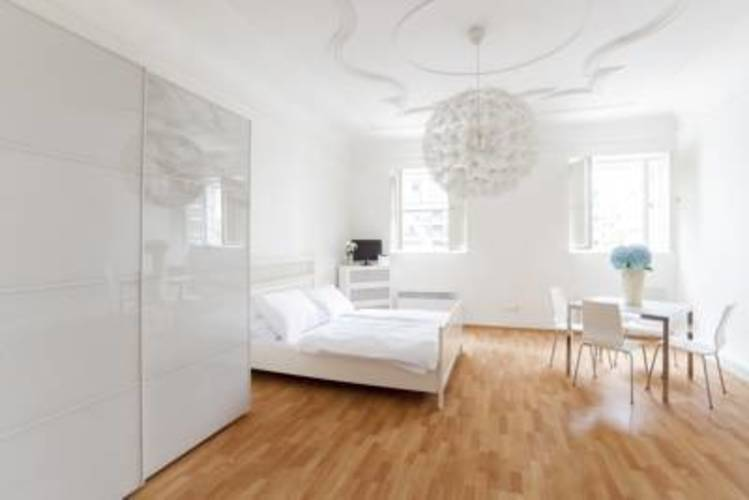 White & Woody Eco Apartments