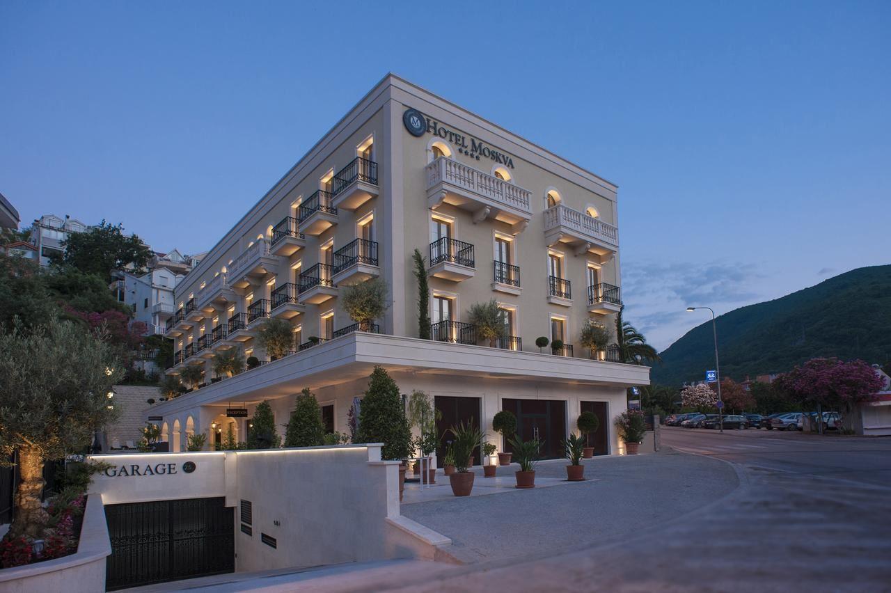 Отель Moskva, Будва, Черногория